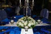 Blue Naartjie Teambuilding - Decor Services, example with flowers