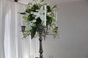 Blue Naartjie Teambuilding - Decor Services, example tall flower arrangement