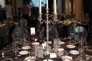 Blue Naartjie Teambuilding - Decor Services, example black and silver 7