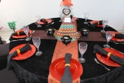 Blue Naartjie Teambuilding - Decor Services, example with Ndebele African ladies