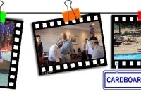 Blue Naartjie Teambuilding - cardboard-regatta