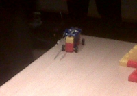 Blue Naartjie Teambuilding - toy car