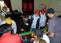 Blue Naartjie Teambuilding - Working together