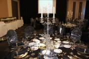 Blue Naartjie Teambuilding - Decor Services, example black and silver 4