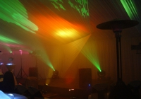 Blue Naartjie Teambuilding - Light and AV, Multi light effects