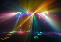 Blue Naartjie Teambuilding - Light and AV, Dance floor