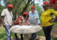 Blue Naartjie Teambuilding - planning