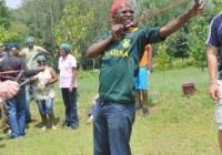 Blue Naartjie Teambuilding - archery