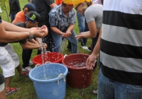 Blue Naartjie Teambuilding - bucket