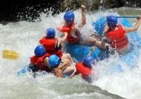 Blue Naartjie Teambuilding - water rafting
