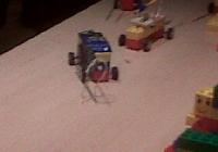 Blue Naartjie Teambuilding - toy car 2