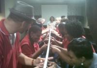 Blue Naartjie Teambuilding - Rope