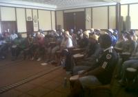 Blue Naartjie Teambuilding - Drumming Activity