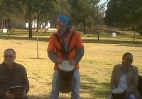 Blue Naartjie Teambuilding - Drumming 2
